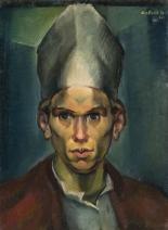 Derkovits_Puspoksuveges_onarckep_1923